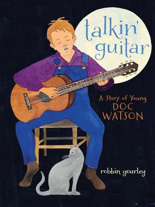 Talkin' Guitar: A Story of Young Doc Watson(另開視窗)