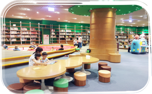 Oasis Reading Area