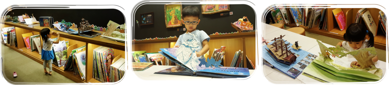 Large Pop-up Books
